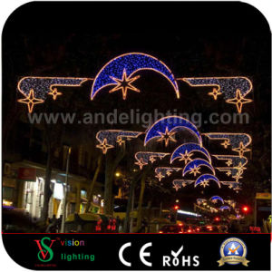 Outdoor Christmas Street Light Decoration