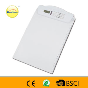 2014 Hot High Quality A4 Size Clipboard Calculator (SL-51808)