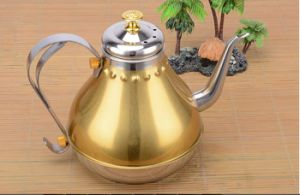 1800ml Stainless Steel Palace Kettle Water Kettle (CS-029)