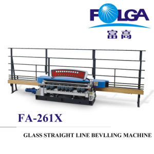 Fa-261X Glass Machine