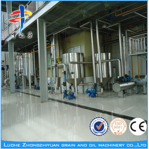 Top Rank Sunflower Oil Pressing Refined Machine for Sale pictures & photos