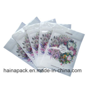Plastic Compound Printing Packaging Liquid Bag