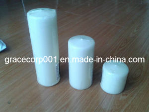 Paraffin Pillar Candle