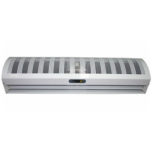 Remote Control Cross-Flow Air Curtain with Metal Casing pictures & photos
