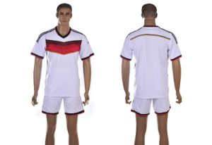 Germany′s National Soccer Team Jersey in The 2014 World Cup