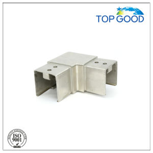 90 Degree Inox Slot Tube Connector