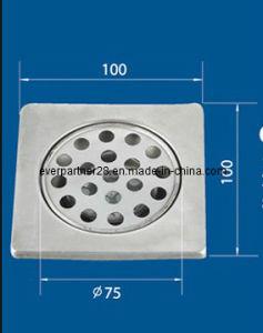 Stainless Steel Drainer, Bathroom Waste Valve, Floor Drainer pictures & photos
