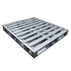 Metal Stackable Steel Pallet for Warehouse pictures & photos