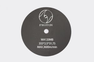 High Quality Metallographic Cutting Disc