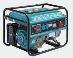 5kw 13HP Three Phase Gasoline Generator (BN6500(E)-3) pictures & photos