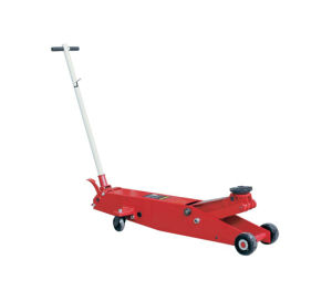 10ton Low Profile Floor Jack Vehicle Car Garage Hydraulic Lift pictures & photos