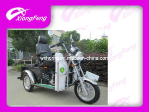 Disable Tricycle Double Seat, Special Designed Handicapped Tricycle pictures & photos