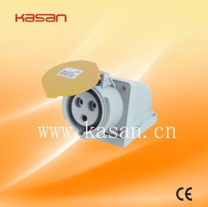 113 Industrial Plug and Socket &Industrial Socket (IP55) pictures & photos