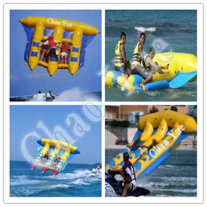 High Quality Inflatable Flying Fish Boat for Summer Playing (CYBT-1517) pictures & photos