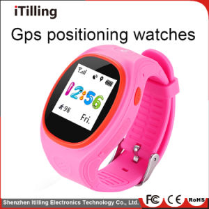 Factory Direct Sell Custom OEM Kids Smart Watch GPS Tracker