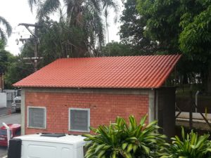 Synthetic Resin Roma Style Roof Tile pictures & photos