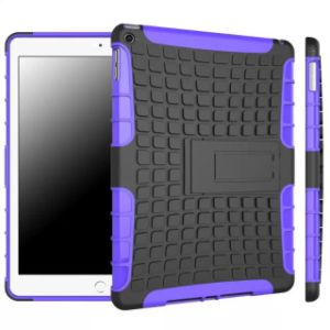 Silicone Hybird Armor Combo Tablet Cover for iPad 2/3/4/5/6