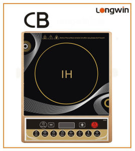 Elegant Design and 24 Hours Preset Control Model Induction Cooker A2003