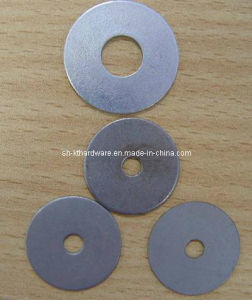 Zinc Plated Nail Washer