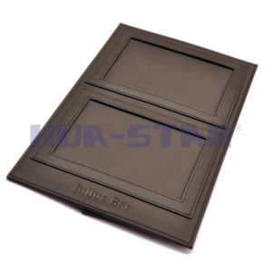 Customized Leather Photo Frame as Promotion Gifts pictures & photos