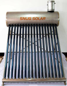 Domestic Use Energy Saving Solar Water Heater pictures & photos