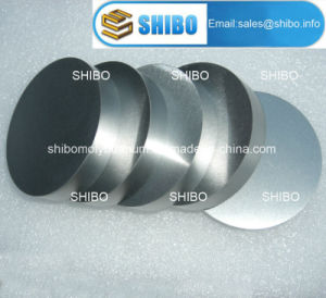 Polished Molybdenum Round Circles pictures & photos