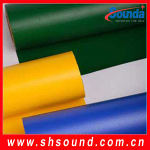 Sounda PVC Tarpaulin for Printing (STL1010) pictures & photos