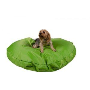China Large Round Pet Bean Bag Cushion Lounge Dog Bed Dog
