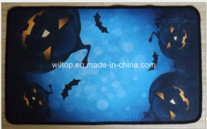 Non-Slip Halloween Design Rug Door Mats (DH001) pictures & photos