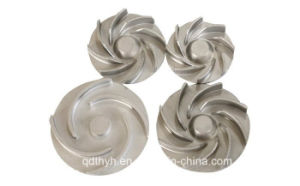 OEM Stainless Steel Lost Wax Casting, Precision Casting for Impellers pictures & photos