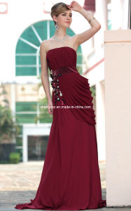 New Style Long Party Ladies Evening Dress