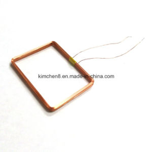 Inductance Coil for IC Card Air Coil (27.1*36.3*309uh) pictures & photos