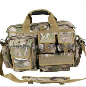 Multi Pocket Tactical Bag Military Laptop Messenger Sports