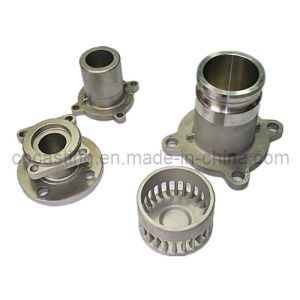 Alloy Steel Valve Parts (YF-VP-009) pictures & photos