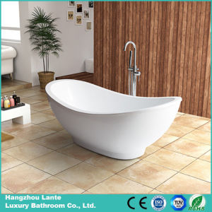 Fashion Design Acrylic Simple Common Bathtub (LT-15T) pictures & photos