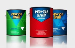 2017 Latest Industrial High Temperature Paint