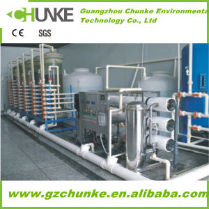 Chunke Water Treatment Filter Equipment Price 5000 Lph pictures & photos