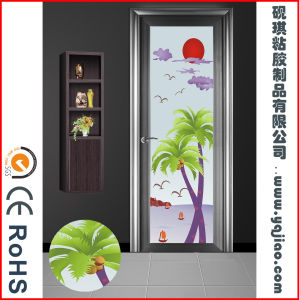 Glass Film Manufacturer Static Window Film Privacy Electric Heating Film for Glass Door/Window pictures & photos