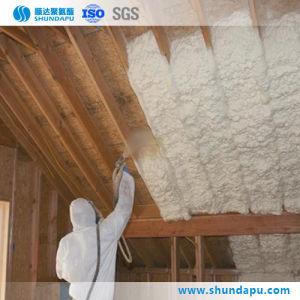 China Spray Foam Pu Polyurethane Insulation Polyols And