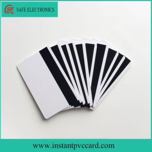 Plastic Cards with Magnetic Strip pictures & photos