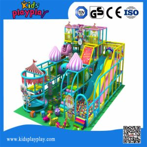 Big Baby Indoor Playground Creative Playthings/Sports Kids Indoor Playground Design pictures & photos