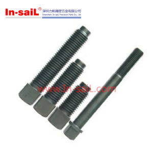 DIN480 Carbon Steel Square Head Bolts with Collar pictures & photos