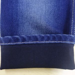 9 Oz Stretch Denim Fabric (T122) pictures & photos