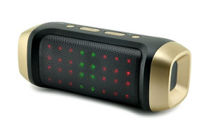 LED Lights Bluetooth Speakers