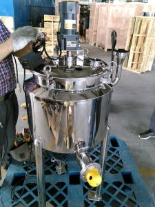 Stainless Steel Mixing Heating Tank pictures & photos