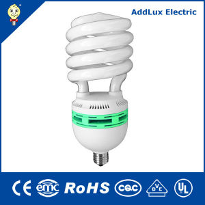 65W 85W E27 E40 Spiral Compact Fluorescent Bulbs