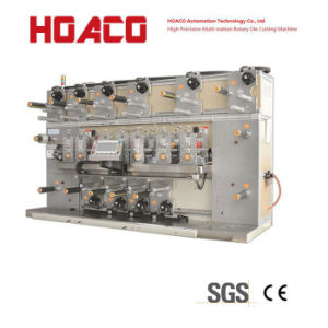Wound Pad Cutting Rotary Die Cutting Machine