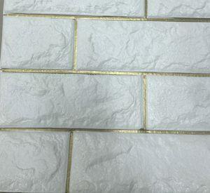 Eco-Friendly Insulation Foam 3D Wallpaper