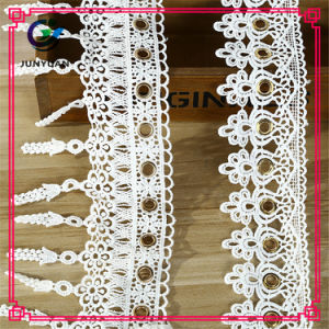 Wholesale Garment Decorative Embroidery Lace Polyester pictures & photos