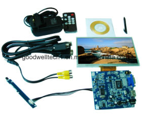 16: 9 7 Inch LCD Touch Screen Module pictures & photos